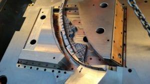large plastic injection molds Automotive headlight fascia