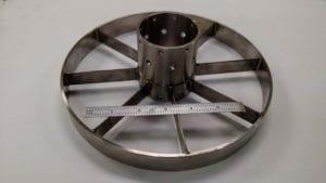 Precision welding fixture